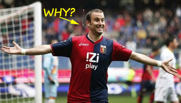 Palacio, Why the bad hair?