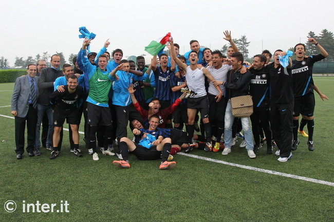 U18 side are Italian Champs