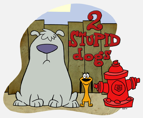 2_stupid_dogs_by_elfiodor-d3435so_medium