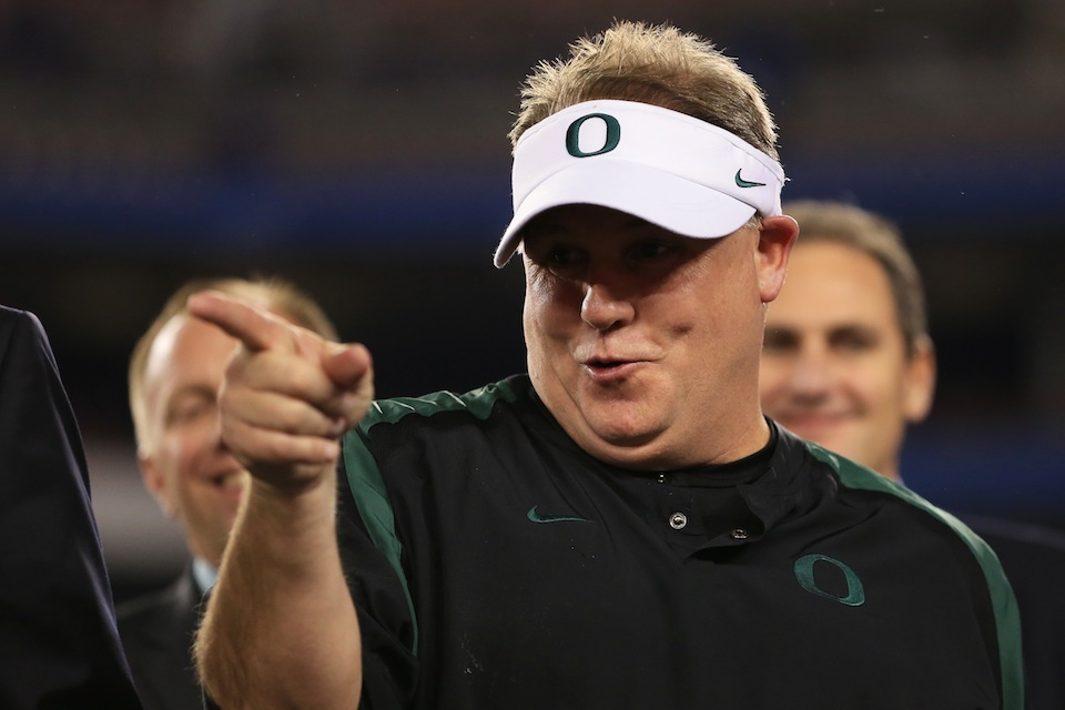 Chip Kelly to the Eagles: Why this is a good move