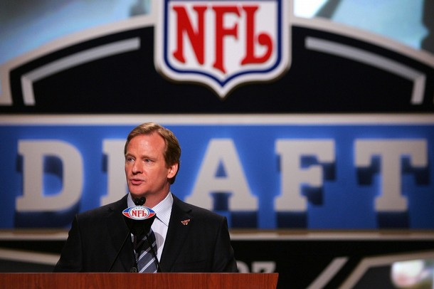 Roger Goodell Draft
