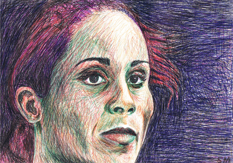 Liz_carmouche_by_sallydoesarts-d5w7u3s_medium