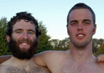 Oregon ultimate frisbee captains