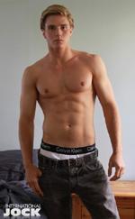 Young gay jock