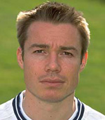 Graham Le Saux was the target of antigay taunts.