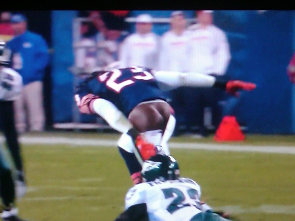 Devin Hester Bares His Ass On National Tv Outsports