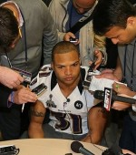 Brendon Ayanbadejo at the Super Bowl (Matthew Emmons-USA TODAY Sports)