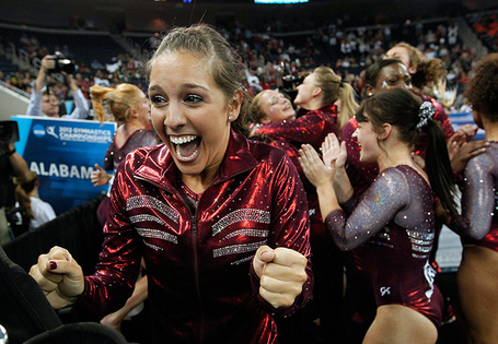 Duluth-georgia-marissa-gutierrez-celebrates-after-alabama-won-the-ncaa-womens-gymnastics-championships_medium