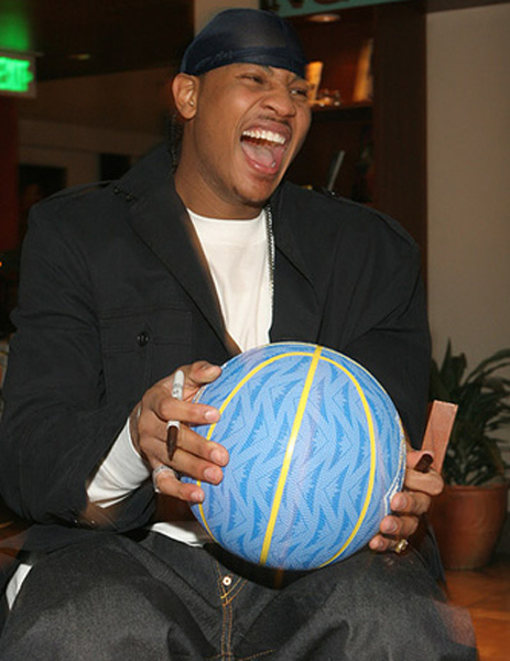 Carmelo Anthony: 6'8'', 230 lbs. Will turn 26 years-old in May 2010.
