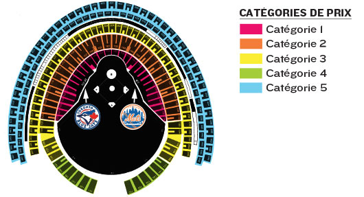 Get Your Blue Jays In Montreal Tickets Bluebird Banter - Blue jays seating chart