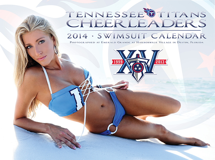 Nfl cheerleader calendar