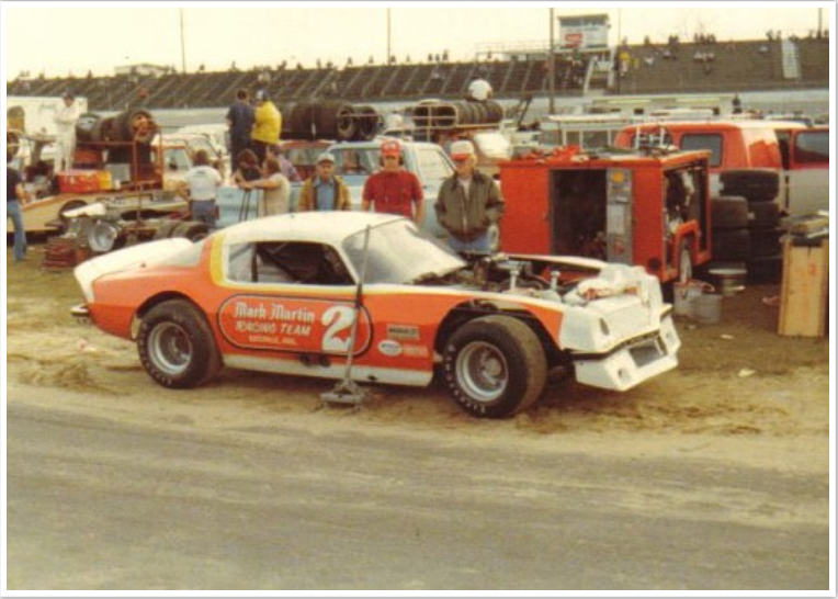 Rusty Wallace Race Cars >> Snowball Derby Moment (1977): Darrell Waltrip still has Ronnie Sanders' trophy - SBNation.com