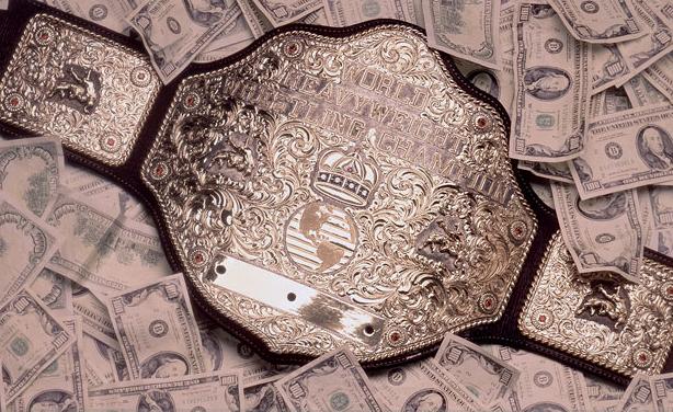 Big Gold Belt: