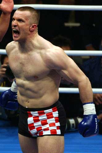 Mirko Cro Cop gana el 2013 K-1 World Grand Prix