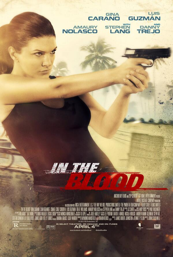 In The Blood Movie Gina Carano In the Blood