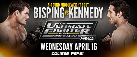 TUF Nations Finale