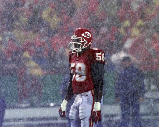 Open Thread Derrick Thomas Enters The Hall Of Fame