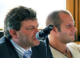 Vadim and Fedor