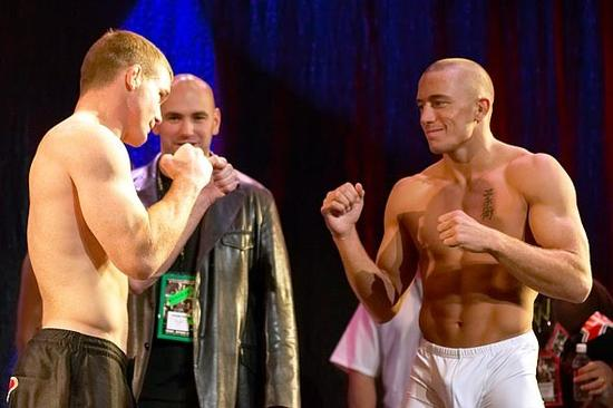 best ufc weigh in photos page 2 sherdog mixed martial