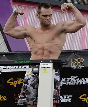 Ripped Rich Franklin