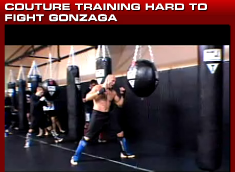 Randy Couture Training