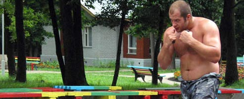 fedor emelian training