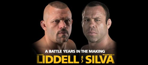 Liddell Silva UFC 79