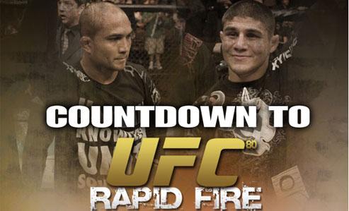 UFC 80 countdown