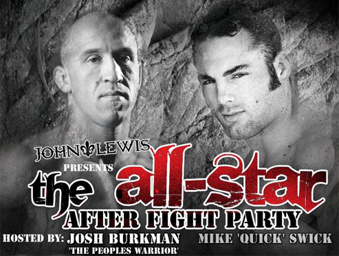 UFC Fight Night 12 afterparty