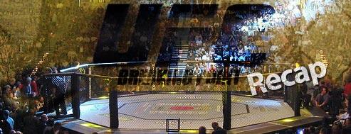 UFC 81 recap