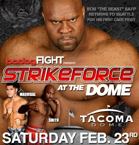 Strikeforce at the Dome