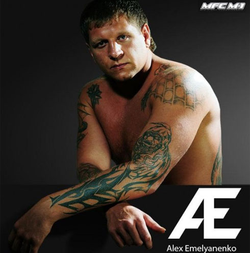 Alexander Emelianenko: UFC 'won't take me'