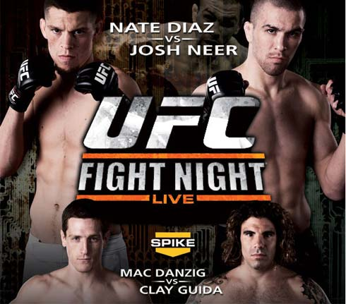 UFC Fight Night 15