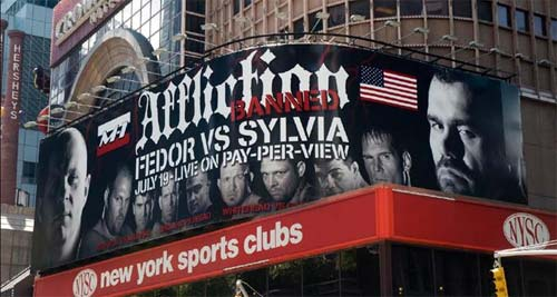 affliction banned billboard