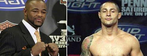 Evans vs. Silva