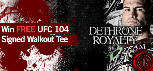 ufc104shirtcontest