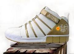 The Damon Jones shoe.  Dare to be fringe!