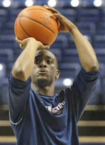 Kemba Walker may be what the Huskies need to live up to their high expectations.