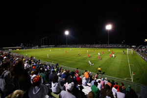 Morrone Stadium: better than your futbol stadium