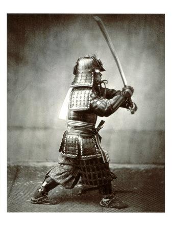 Samurai-brandishing-sword-giclee-print-c10273386_medium