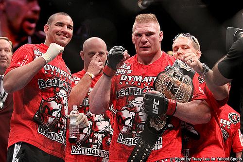 UFC 116 PPV buys trending towa...
