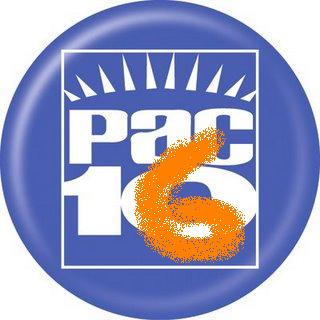 Pac 16 Logo