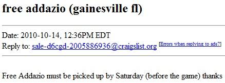 craigslist com gainesville fl