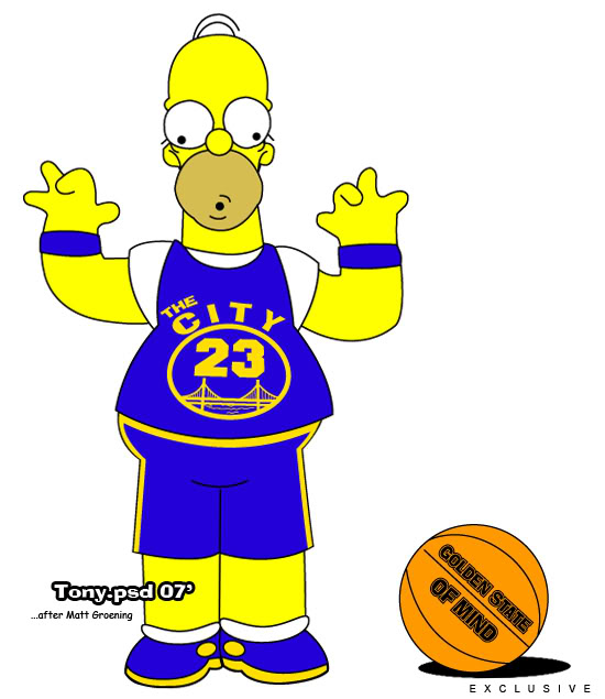 golden state warriors mascot. the Golden State Warriors)