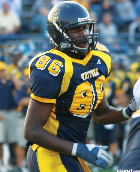 2011 Offense-Defense All-American Bowl Week '11 OH DE Kenny Hayes