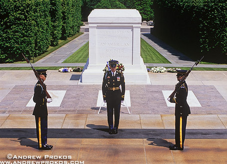 Arlington-unknown-soldier-guard_medium