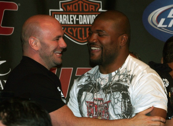 Dana: Rampage 'Could Have Been So Much Better'