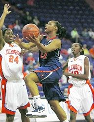 Monica Wright, courtesy UVa Media Relations