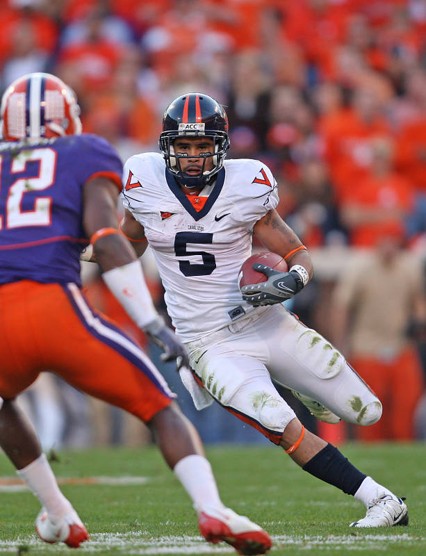 Mikell Simpson, courtesy UVa Media Relations