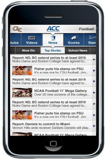 Sample News Content